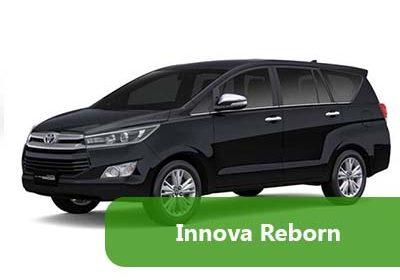 Sewa Mobil Innova Reborn